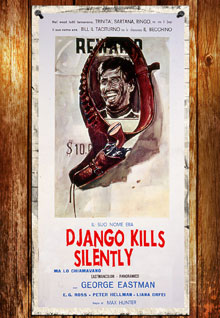 Django Kills Silently