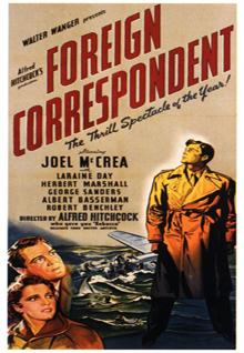 Foreign Correspondent - Trailer