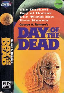 Day of the Dead [VHS Vault]