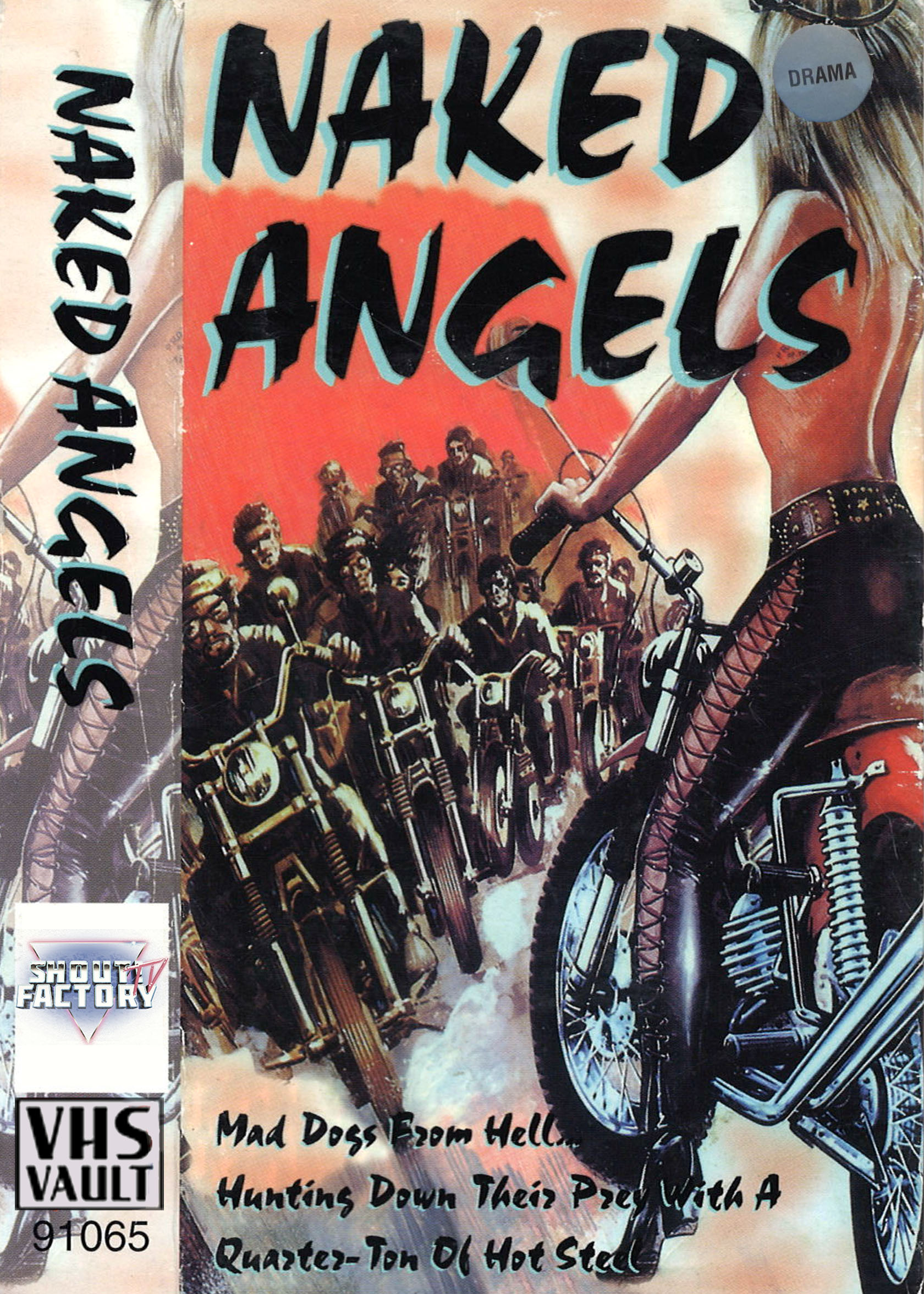 Naked Angels [VHS Vault]