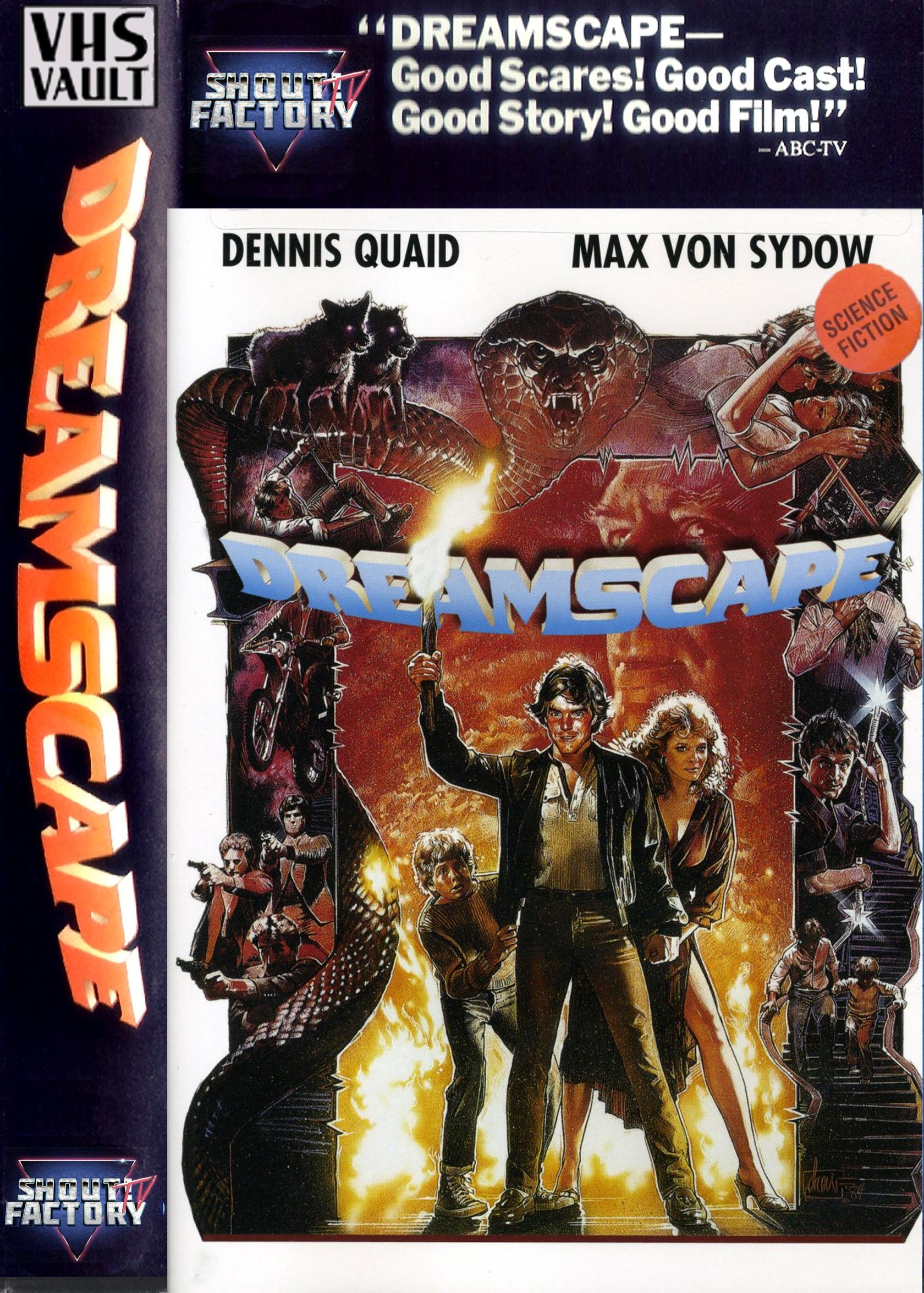 Dreamscape [VHS Vault]
