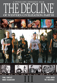 The Decline Of Western Civilization Part III - Trailer