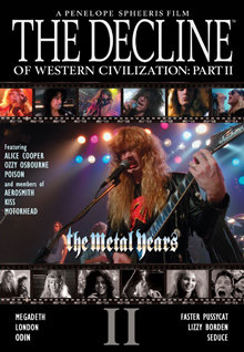The Decline Of Western Civilization Part II: The Metal Years - Trailer