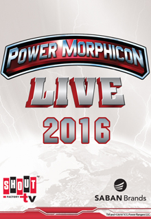 Power Morphicon Live 2016