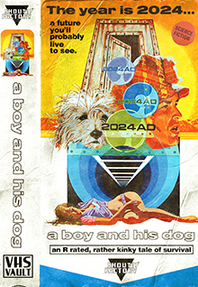 A Boy And His Dog [VHS Vault]