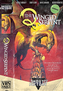 Q: The Winged Serpent [VHS Vault]