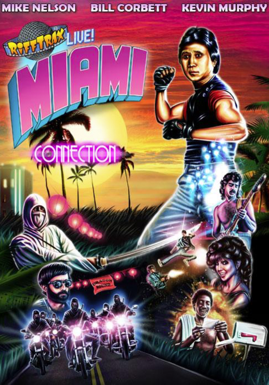 RiffTrax: Miami Connection