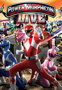 Power Morphicon 2014 Live