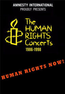 The Human Rights Concerts: Human Rights Now!