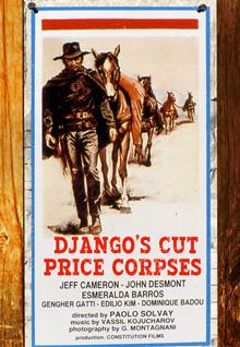 Django's Cut Price Corpses