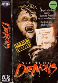 Night Of The Demons [VHS Vault]