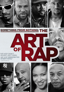 Something From Nothing : The Art of Rap - Trailer