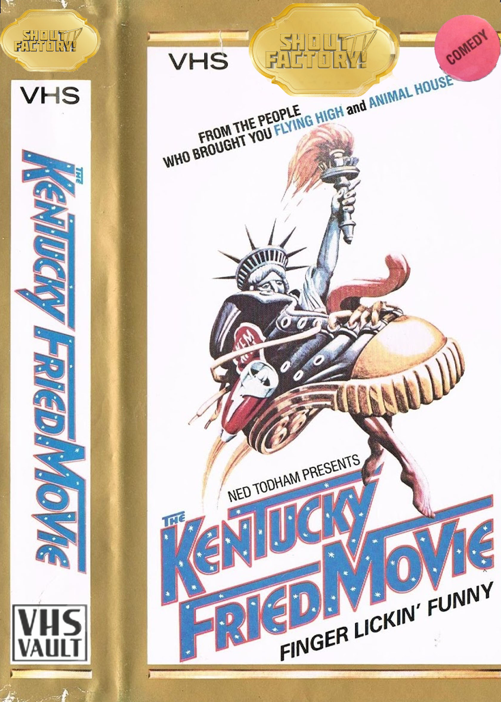 The Kentucky Fried Movie [VHS Vault]