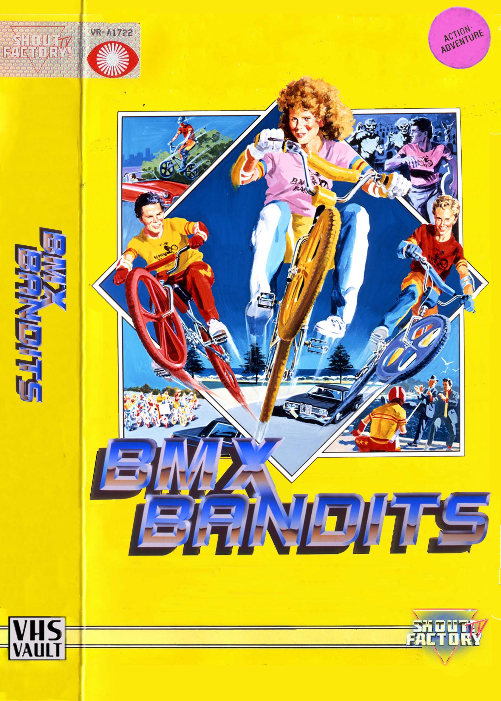 BMX Bandits [VHS Vault]
