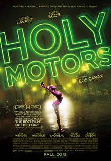 Holy Motors - Trailer
