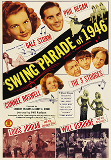 Swing Parade Of 1946 With The Three Stooges