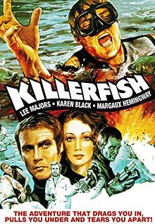 Killer Fish: Deadly Treasure Of The Piranha