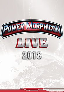 Power Morphicon Live 2018