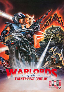 Warlords Of The 21st Century (Battletruck)