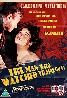 The Man Who Watched Trains Go By (aka Paris Express)