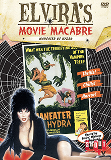Elvira's Movie Macabre: Maneater Of Hydra