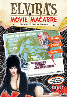 Elvira's Movie Macabre: The House That Screamed