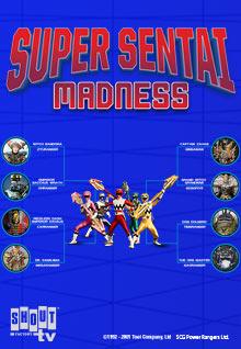 Super Sentai Madness Live 2019