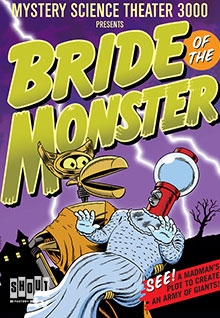 MST3K: Bride Of The Monster