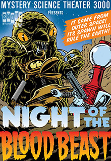 MST3K: Night Of The Blood Beast