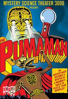 MST3K: The Pumaman