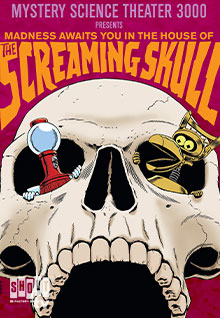 MST3K: The Screaming Skull