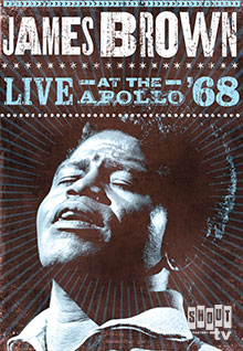 James Brown: Live At The Apollo '68