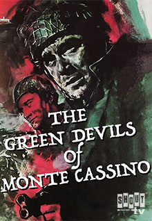 The Green Devils Of Monte Cassino