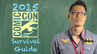 San Diego Comic-Con Survival Guide