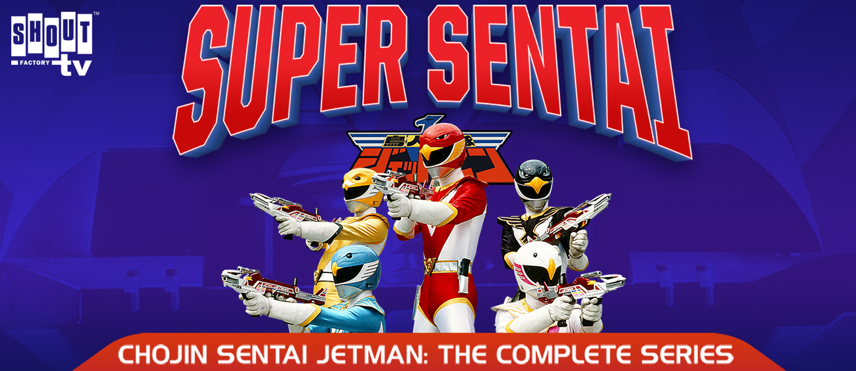 ShoutFactoryTV : Watch full episodes of Super Sentai Jetman