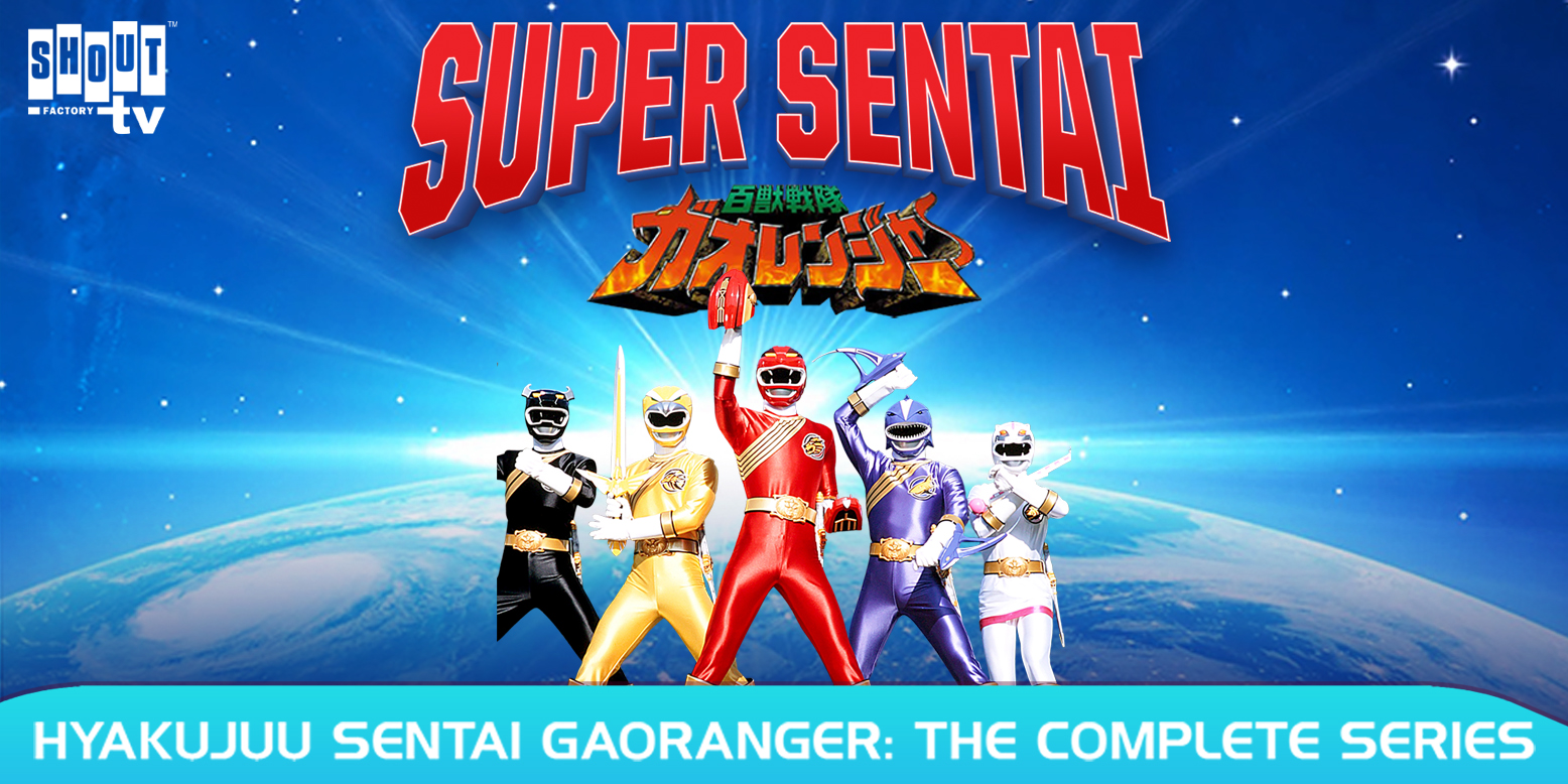 Super Sentai Gaoranger