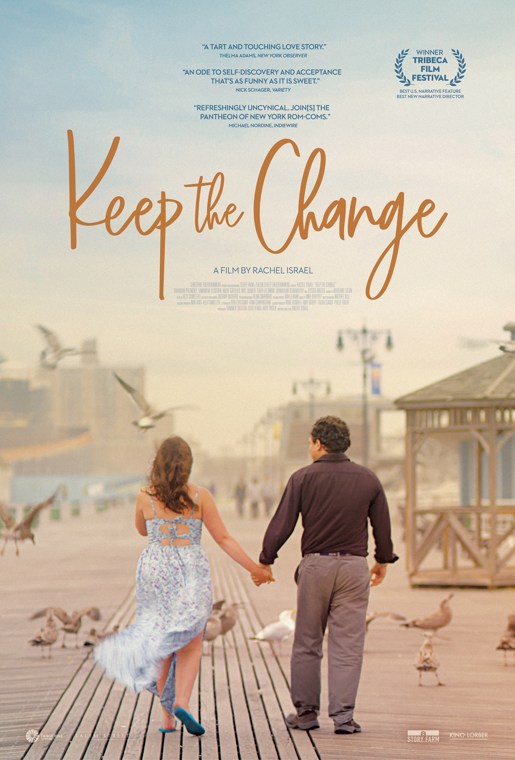 Keep the Change (trailer)