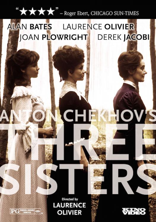 Three Sisters - New HD Transfer