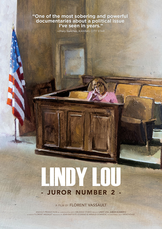 Lindy Lou, Juror Number Two