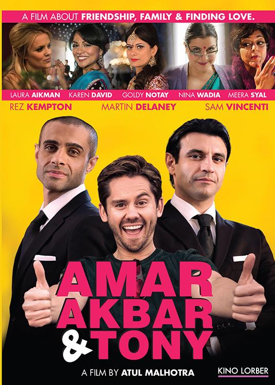 Amar Akbar & Tony