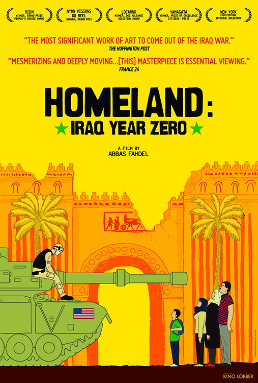 Homeland Iraq Year Zero - Part 1