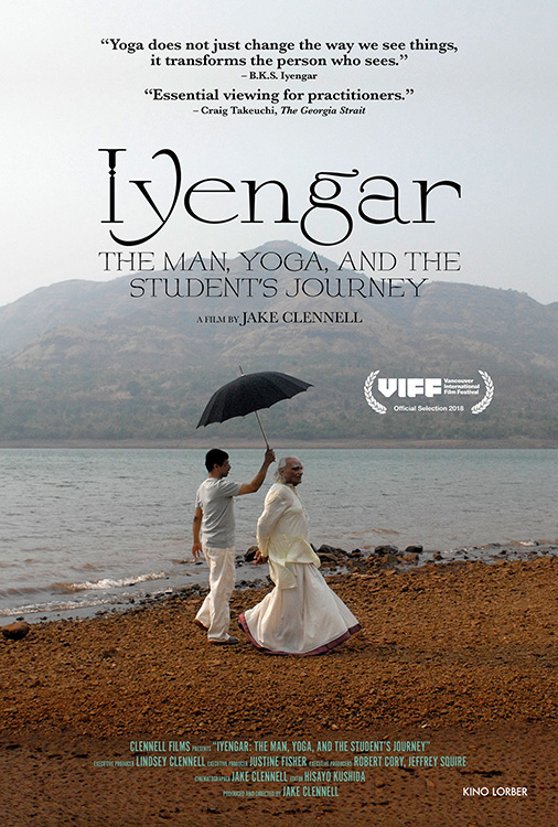 Iyengar: The Man, Yoga, and the Student's Journey