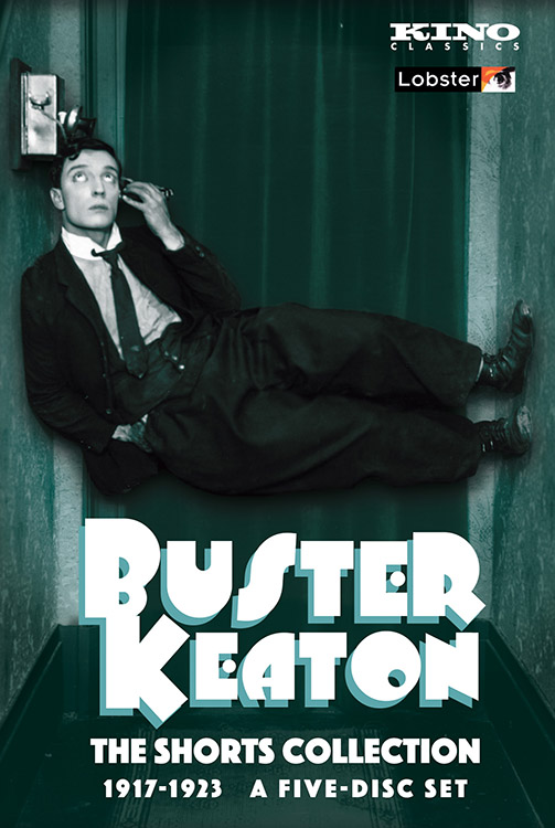 Buster Keaton: The Shorts Collection - The Scarecrow