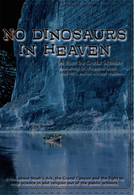 No Dinosaurs In Heaven