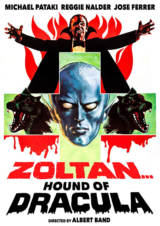 Zoltan... Hound of Dracula (Dracula's Dog)