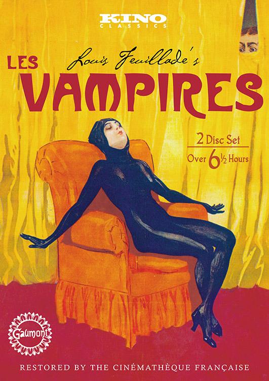 Les Vampires Episode 9: The Poison Man