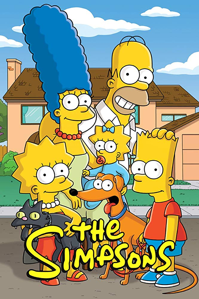 Poster image of The Simpsons 600