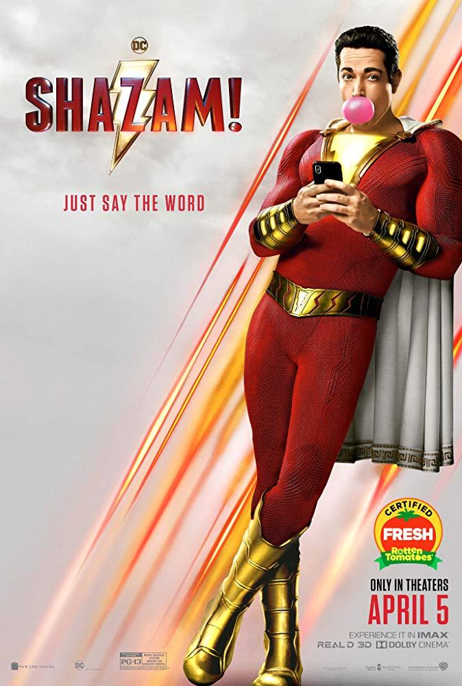 Poster image of Shazam!