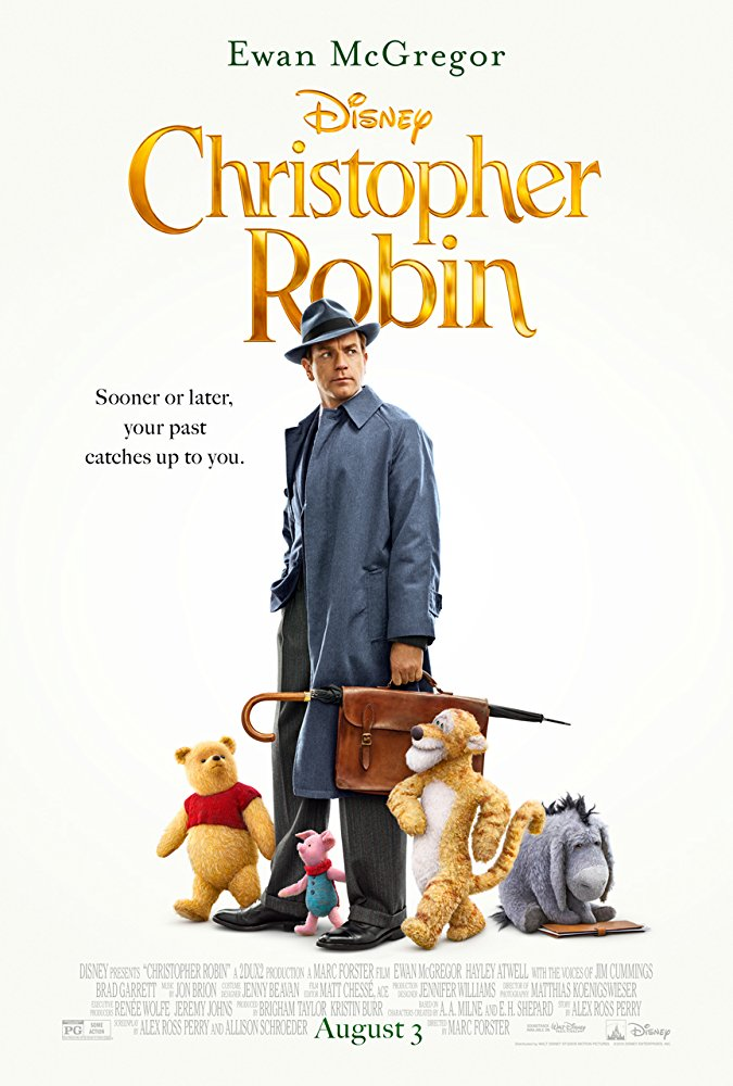 Poster image of Christopher Robin