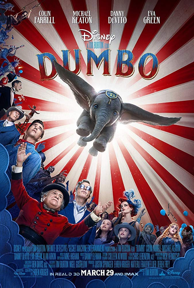 Poster image of Dumbo